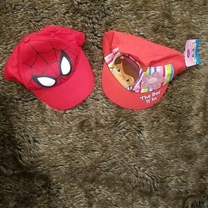 🤑Special Discount🤑 2 for 1 Toddler Cap Bundle